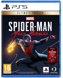 Spider-Man: Miles Morales - Ultimate Edition PS5
