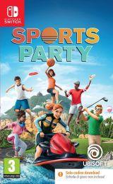Ubisoft Sports Party Nintendo Switch Ita