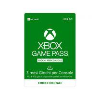 Microsoft Xbox Game Pass 3 mesi